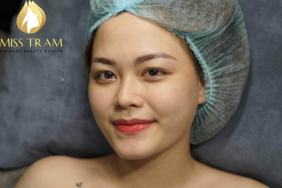 hoc vien phun xam dieu khac chan may misstram - Học điêu khắc chân mày, lông mày thẩm mỹ nâng cao