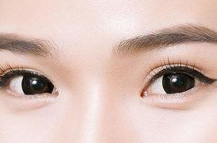 phun mi mat chuan 310x205 - Học cách phun mí mắt ombre: kiểu mí dày hoặc tự nhiên có đuôi