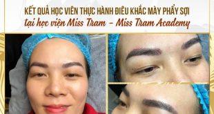 ket qua phun xam chan may hoc vien miss tram 310x165 - Kết Quả Học Viên Tại Miss Tram Academy - Phun Mày Ombre