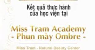 ket qua thuc hanh hoc vien miss tram 310x165 - Phun Mày Ombre - Kết Quả Thực Hành Của Học Viên