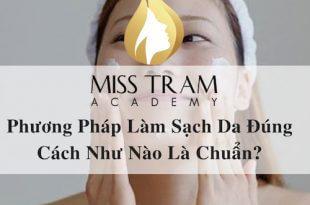 8. Lam sach da dung cach như nao la chuan 310x205 - Phương Pháp Làm Sạch Da Đúng Cách Như Nào Là Chuẩn?
