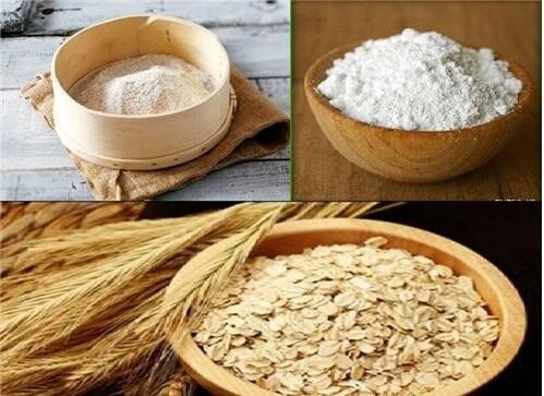 bot cam gao va bot yen mach duong trang da - Bột Cám Gạo Và Bột Yến Mạch Cái Nào Tốt Hơn Khi Dưỡng Trắng Da?
