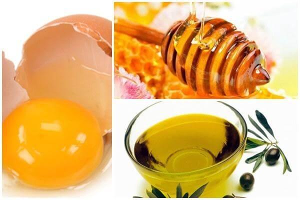 long do trung va mat ong - Mặt Nạ Lòng Đỏ Trứng Gà Mang Đến Hiệu Quả Gì Cho Làn Da?