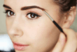 How to color ink spray eyebrows beautiful as you like 9