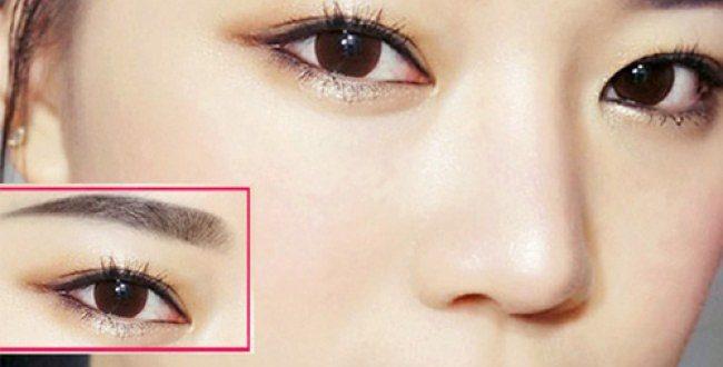 Learn basic eyelid sculpture: Making procedure & note handling errors 1