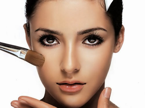 How to choose & draw eyebrows shape suitable for each face, skin color 14