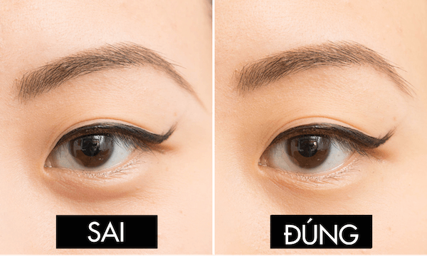 How to choose & draw eyebrows shape suitable for each face, skin color 19