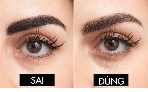 How to choose & draw eyebrows shape suitable for each face, skin color 15