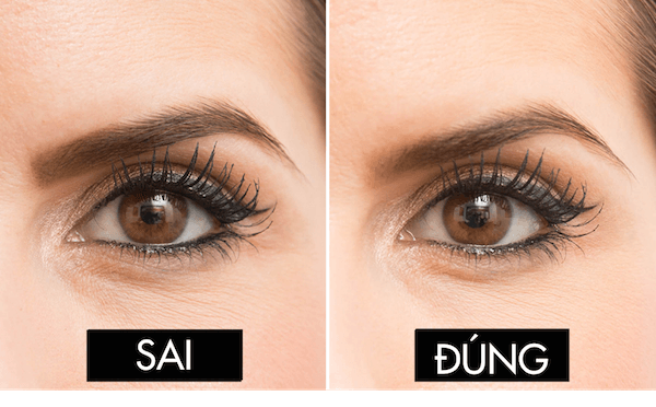 How to choose & draw eyebrows shape suitable for each face, skin color 20