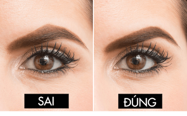How to choose & draw eyebrows shape suitable for each face, skin color 18