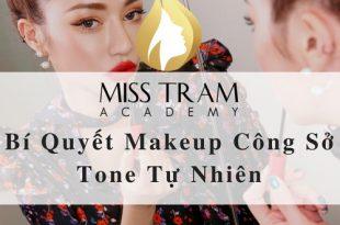 Bật Mí Bí Quyết Makeup Công Sở Tone Tự Nhiên 2