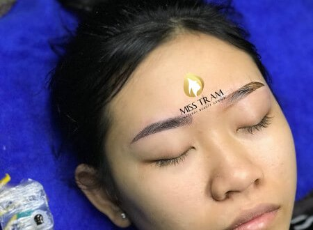 Before and After Using Sculpted Eyebrow Sculpting Technology 9D 1