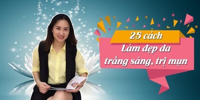 25 Skin Beauty - Bright White - Smooth Acne - Do Minh Ha 1