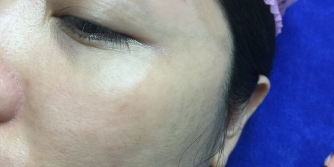 Before And After Performing Sculpting Eyebrows 9D For Women 1