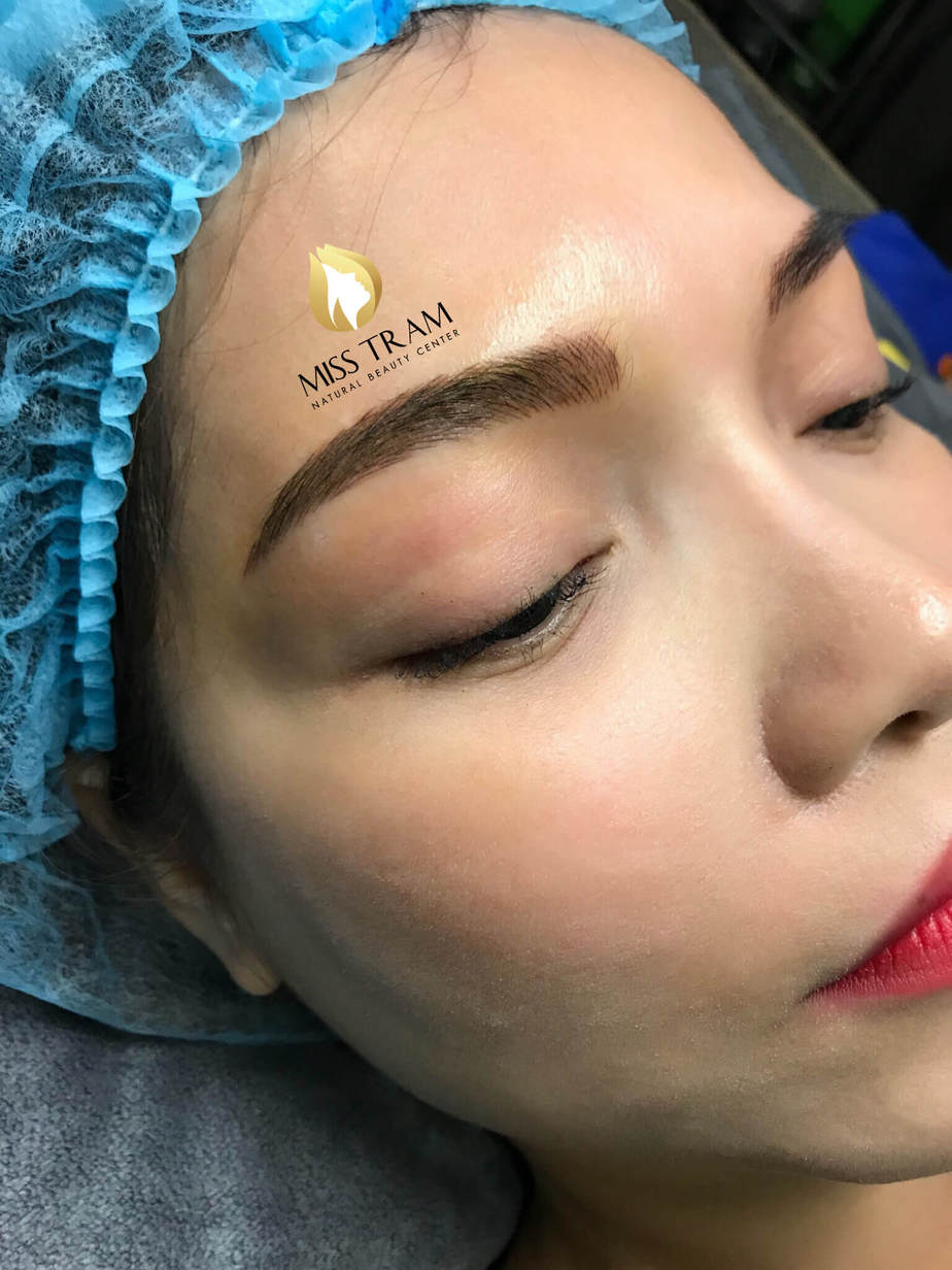 """Rumors"" about sculpting eyebrows 9D latest technology"