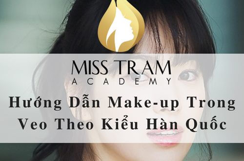How to Make-up in Korean Style Veo 1