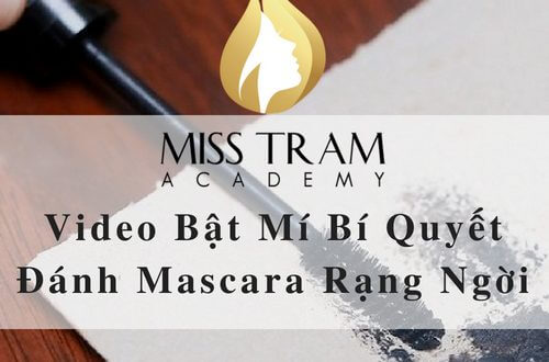 Video Revealing the Secret of Shining Radiant Mascara 1