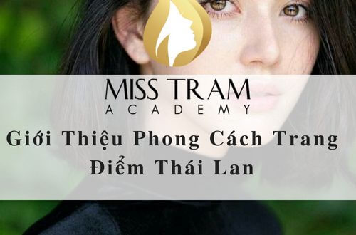 Introduction of Thai Makeup Style 1