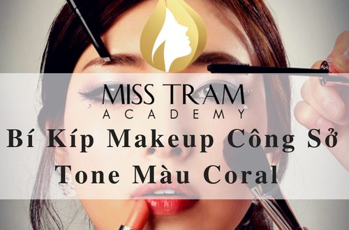 Office Makeup Tips Coral Tone 1