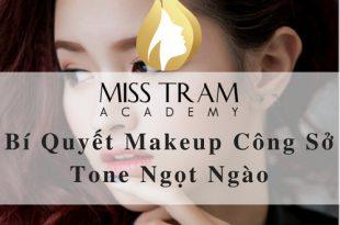 Bí Quyết Makeup Công Sở Tone Ngọt Ngào 1