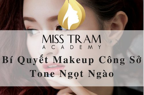 Secret of Office Makeup Sweet Tone 1