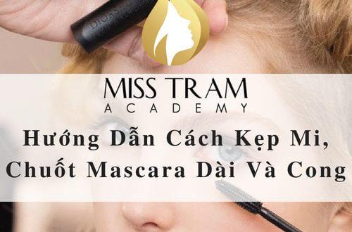 Hướng Dẫn Cách Kẹp Mi, Chuốt Mascara Dài Và Cong 1