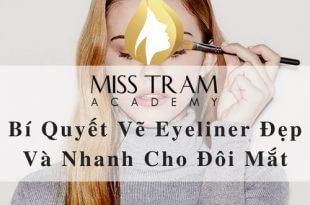 Bí Quyết Vẽ Eyeliner Đẹp Và Nhanh Cho Đôi Mắt Đẹp 2
