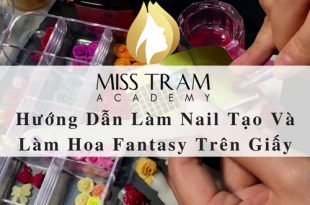 How to Create Fantasy Nails How To Create And Create Fantasy Flowers On Paper 7