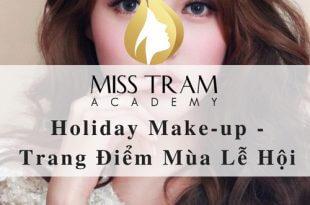 Holiday Make-up - Trang Điểm Mùa Lễ Hội 1