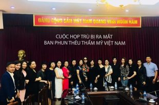Ban Phun Thêu Thẩm Mỹ Việt Nam Ra Đời - Cơ Hội Vàng Cho Tài Năng Trẻ 3