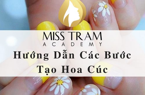 Instructions for Creating Chrysanthemums on Nails 1