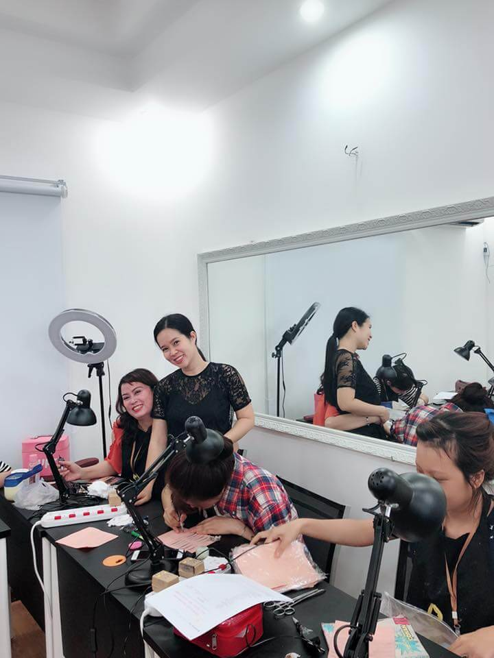 School Of Cosmetic Tattooing At Miss Tram