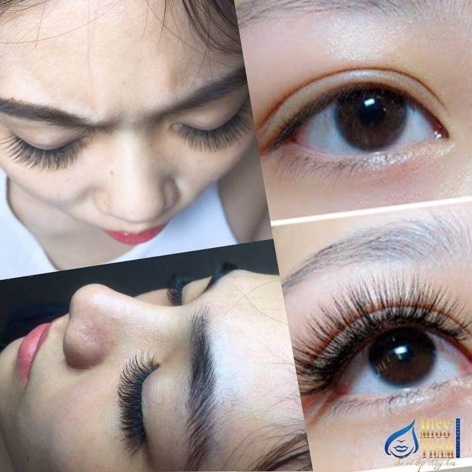Why should learn eyelash extensions at Miss Tram