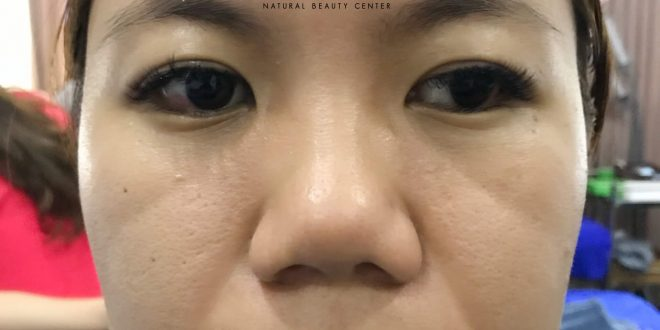 Before and After The Sculptor Eyebrow 9D Thread for Women 1