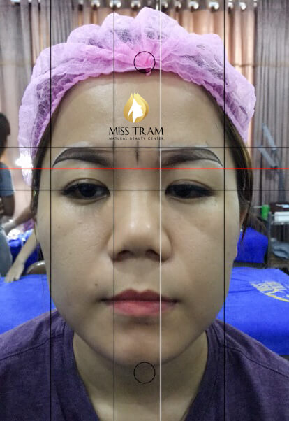 Before and After Sculpting Eyebrow Scraping 9D for Women 3