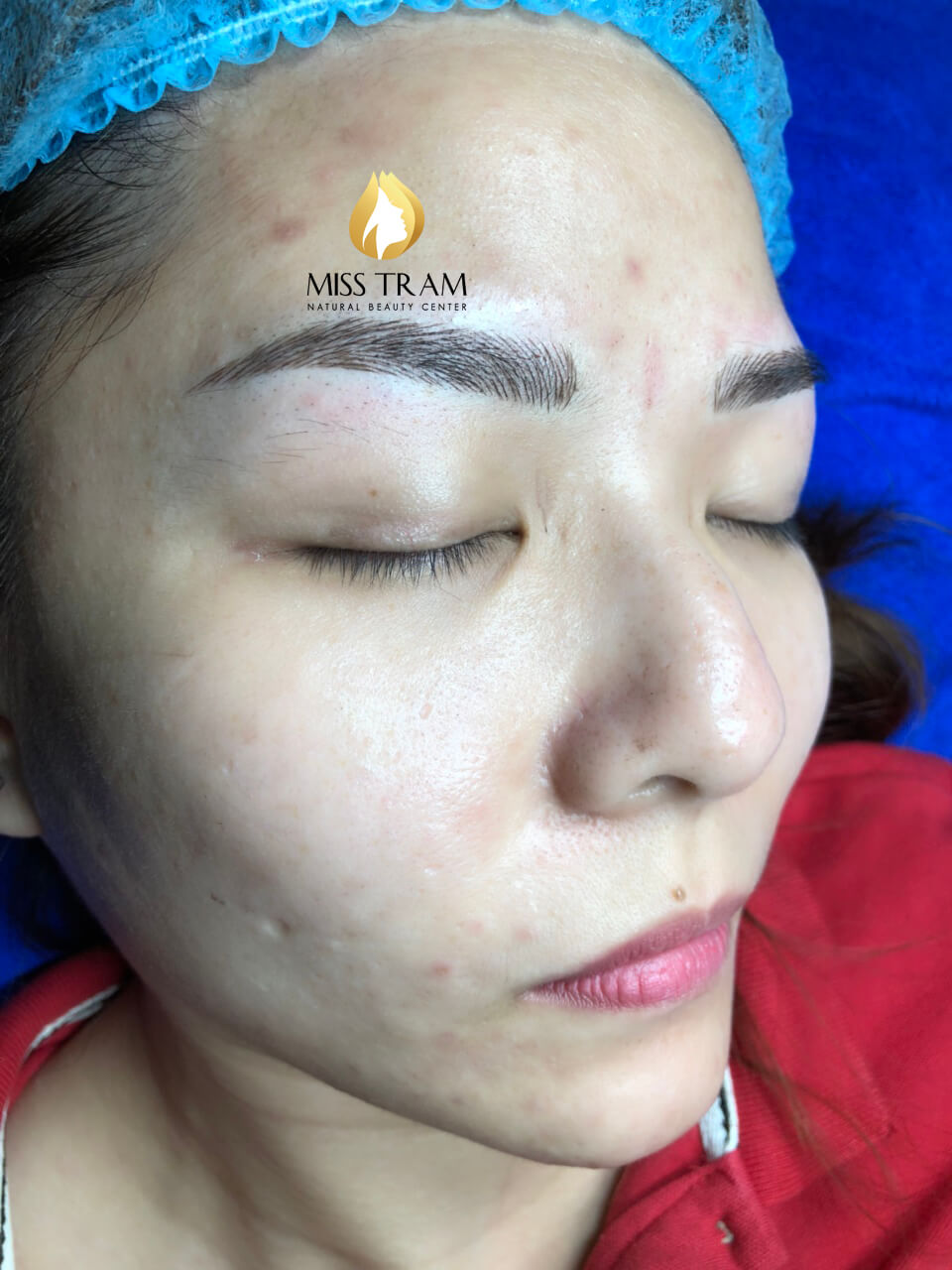 Before And After Shaping Your Eyebrow - Sculpting You Scrap 9D 3