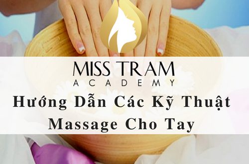 Instructions on Massage Techniques For Hands 1