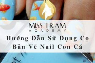 How to Use The Nail Drawing Brush 5