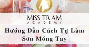 5. Huong dan cach tu lam son mong tay 310x165 - Hướng Dẫn Cách Tự Làm Sơn Móng Tay