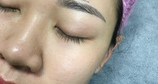 Tips for Treating Guests Spraying Difficult to Eat Colored Eyebrows 15