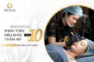 Student Recruitment October 2018: Training Course of Cosmetic Tattooing and Cosmetology 3