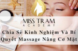 Chia Sẻ Kinh Nghiệm Và Bí Quyết Massage Nâng Cơ Mặt 5