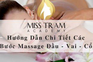 Hướng Dẫn Chi Tiết Các Bước Massage Đầu - Vai - Cổ 3