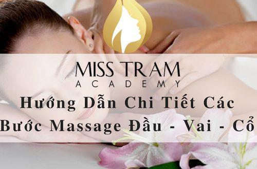Hướng Dẫn Chi Tiết Các Bước Massage Đầu - Vai - Cổ 1
