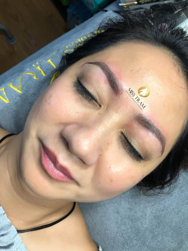 Before and After Beauty Eyebrows By Sculpting Queen You 5