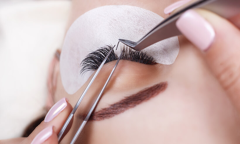 Secrets to Know in Beautiful Eyelash Extensions Technique 3