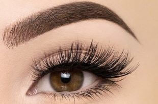 Eyelash extensions for glittering eyes 1