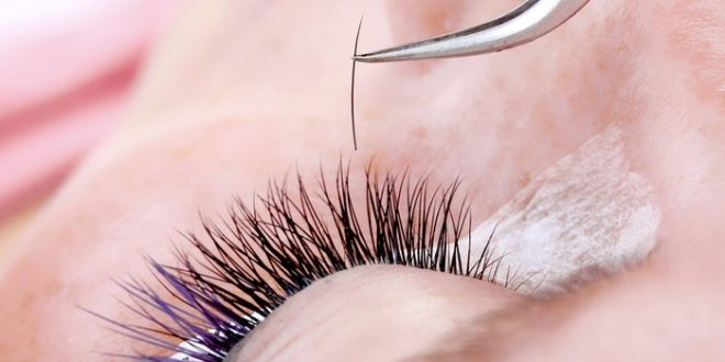 Secrets to Know in Beautiful Eyelash Extensions Technique 1