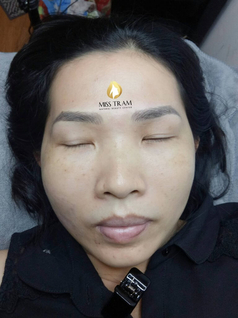 Before And After Results Of Sculpting Eyebrows For Women 4