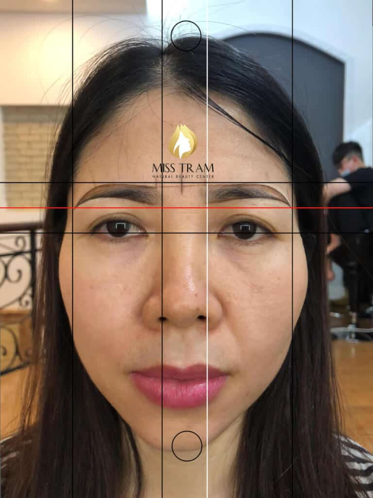 Before and After Beauty Image With Natural Eyebrow Sculpture Technology 3
